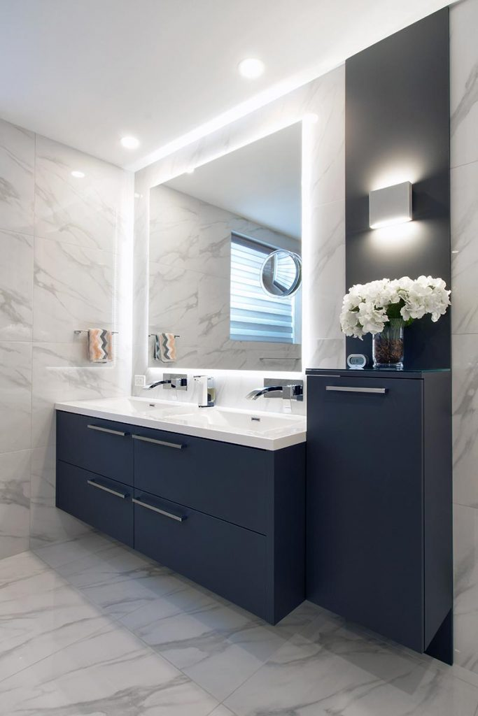 Projet poulin martine perreault designer for Projet salle de bain